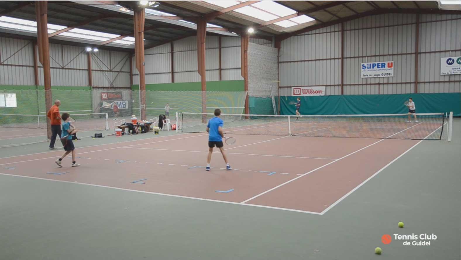 seance demo tennis